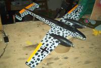 Name: Wespe 002.jpg Views: 745 Size: 95.5 KB Description: Scratch-built Messerschmitt Bf 110 1:12