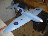 Name: Spitfire Mk VIIc HF 009.jpg Views: 200 Size: 70.5 KB Description: assembeled