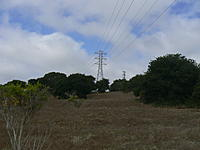 Name: P1030364.jpg Views: 54 Size: 158.1 KB Description: We have managed to fly into these power lines on occasion.  Our theory is that they are magnetic to balsa wood.