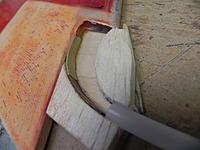"""Name: DSCN3563.jpg Views: 129 Size: 156.4 KB Description: back plate is 1/32"""" plywood"""