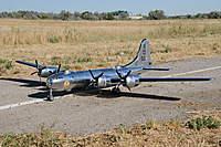 Name: B-29 on Salt Lake Ramp.jpg Views: 339 Size: 120.4 KB Description: