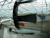 Name: DSCF0452.jpg Views: 600 Size: 87.6 KB Description: One characteristic in the nacelles are the outboard exhaust openings.