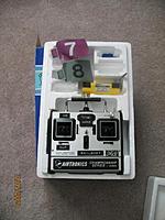 Name: m-Soling RC 1575 radio control & battery 2.jpg Views: 154 Size: 67.7 KB Description: