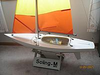 Name: m-Soling RC 1575 port side hull top view.jpg Views: 186 Size: 46.6 KB Description: