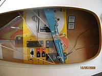 Name: m-Soling RC 1575 cockpit showing winch etc.jpg Views: 214 Size: 52.4 KB Description:
