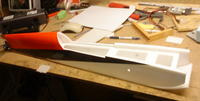 Name: Funtana_fuselage1.jpg Views: 3417 Size: 81.6 KB Description: Fuselage assembly. Bottom is only taped on