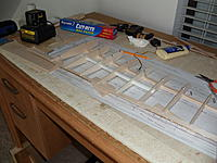 Name: UtterChoas 005.jpg Views: 95 Size: 209.8 KB Description: wing started with paper conduit in place