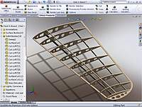 Name: Clark X dissect 1.jpg Views: 367 Size: 104.5 KB Description: All notched, and ready for ailerons.
