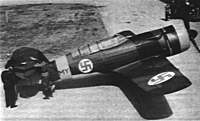 Name: VL Myrsky one.jpg Views: 227 Size: 21.5 KB Description: Looks like the real longerons went almost to the front of the wing.