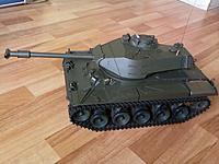 Name: SSPX0087.jpg Views: 97 Size: 154.3 KB Description: This has been one of my new toys I've been playing with... it shoots plastic BB's, good for anti-aircraft duty at the field.