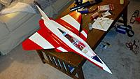Name: 2012-08-31_21-59-21_151.jpg Views: 91 Size: 148.3 KB Description: The Rafale kit starting to come together nicely.