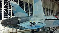 """Name: 2013-01-21_06-23-22_389.jpg Views: 79 Size: 186.9 KB Description: Taken back in January 2013.  My F/A-18F Super Hornet model on top of a real life """"legacy"""" F/A-18C Hornet."""