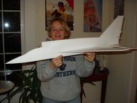 Name: F-107.jpg Views: 173 Size: 55.5 KB Description: Dry fit airframe.