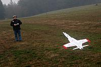 Name: interceptorbig3.jpg Views: 60 Size: 147.9 KB Description: Flare before touchdown