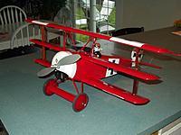 Name: dr1 (1).jpg Views: 49 Size: 72.6 KB Description: Electrifly Fokker DR1