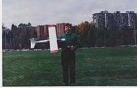 Name: IMG_0066.jpg Views: 30 Size: 142.3 KB Description: My first True RC plane, Midwest Aerolectric, taught myself how to fly on this plane, 1000 mah 6 cell nicad pack, 400 brushed can motor, 7x6 prop, on off switch for throttle, 4 minute flight time.