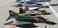 Name: Ed Waldrep F-4 midi, F-22 twin 480 and T-33 all scratchbuilt at California Jets 2007.jpg
