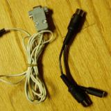 The Y and interface cable