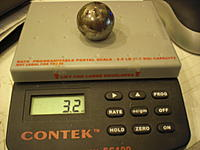 """Name: Ball w-weight.jpg Views: 58 Size: 224.2 KB Description: About 3/4"""" in dia"""