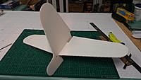 Name: 20191020_122856.jpg Views: 26 Size: 2.61 MB Description: Tail feathers ..... hot glue together using a square.