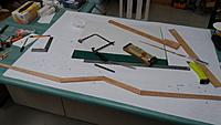 Name: 20191020_161602.jpg Views: 20 Size: 2.28 MB Description: We went a tad heavy on the spar thickness because it's a big wing ..... 12mm thick.