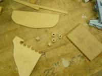 Name: DSC08929.jpg Views: 210 Size: 47.8 KB Description: Plywood rings to support the hinges.....