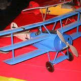 Fokker Dr-1. A very nice looking ARF.