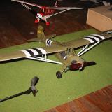 Joe Malinchak's Piper L-4.