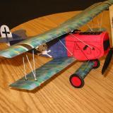 Bill Smead's Fokker D-VII.