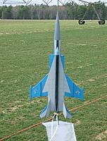 Name: MMMS Launch 3-24-12 006.jpg Views: 71 Size: 257.8 KB Description: MIG 25 Foxbat original design