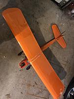 Name: Orange stick.jpg Views: 14 Size: 3.37 MB Description: Stick, no electronics