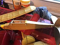 Name: Various wings and fuses for freeflight.  None match.jpeg Views: 15 Size: 2.92 MB Description: