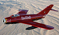 Name: bill_reesman.jpg Views: 294 Size: 54.0 KB Description: Bill Reesman's Red Bull Mig-17