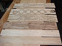 "Name: DSC06473.jpg Views: 361 Size: 82.4 KB Description: 3 sheets of 1/16"" plywood 2 sheets of 1/16"" balsa 1 sheet of 1/64"" plywood"