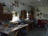 Name: Arrow 029.jpg Views: 292 Size: 82.4 KB Description: My workshop area, partial anyways.