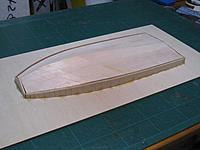 Name: IMG_9459-001.jpg Views: 59 Size: 79.7 KB Description: Just before vacuuming hull plate
