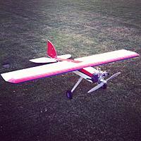Name: IMG_0178.jpg Views: 260 Size: 192.4 KB Description: Great Planes Big Stik 60. Modified. Zenoah G20