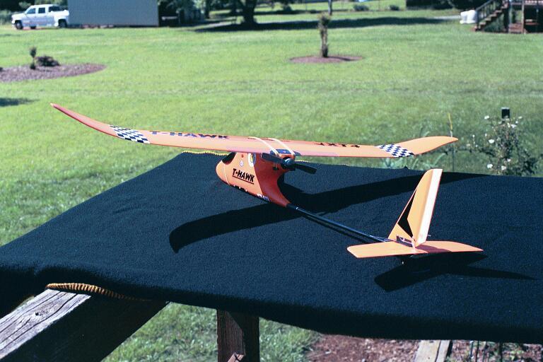 Name: T-Hawk 05-05-04   #3.jpg Views: 758 Size: 67.2 KB Description: T-Hawk #1, basically stock, with a few....ah....tweaks!