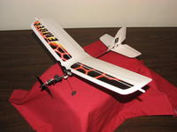 Name: IMG_1672.jpg Views: 281 Size: 54.7 KB Description: Ember with RC Beacon lights at wing tips.