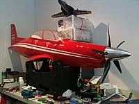 Name: IMG_1412.jpg Views: 639 Size: 69.7 KB Description: Spinner and prop arrives , i have to get this thing in the air
