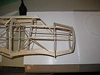 Name: staggerwing build 014.jpg Views: 187 Size: 56.0 KB Description: The angle of the fuselage corrected