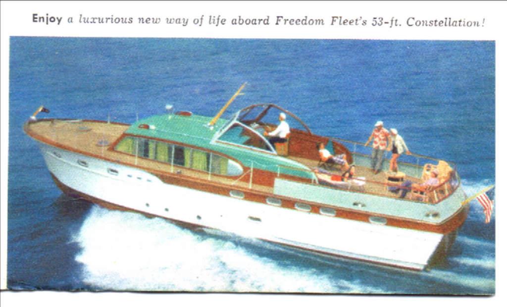 J Craft Boats History