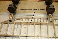 Name: 5 Sheer webs on back of spars.jpg Views: 251 Size: 86.3 KB Description: