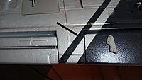 Name: 40 Control Horn and carbon fiber strip.jpg Views: 12 Size: 804.5 KB Description: