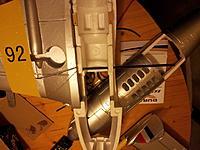 Name: 17 Wing slid onto CF spar.jpg Views: 505 Size: 220.5 KB Description: