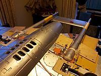 Name: 88 Scaled inboard flaps - Takeoff.jpg Views: 136 Size: 249.1 KB Description: