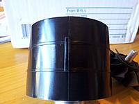 Name: 02.jpg Views: 201 Size: 149.3 KB Description: The mounting flange is just off centre, as usual, and the moulding mark shows you where the centreline is. They also have strengthening ribs on the outside.