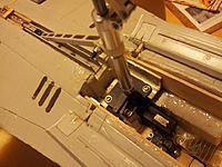 Name: 124 Nose gear plate.jpg Views: 176 Size: 212.7 KB Description: