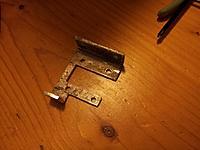 Name: 121 Nose gear plate.jpg Views: 98 Size: 182.0 KB Description: