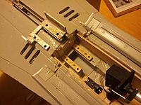 Name: 122 Nose gear plate.jpg Views: 119 Size: 50.5 KB Description:
